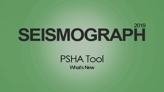 PSHA Software 2019: What's New
