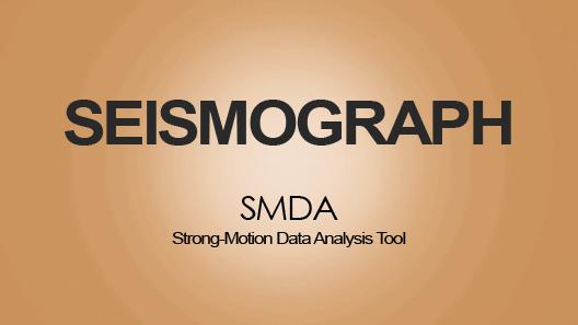 Seismograph: SMDA Tool