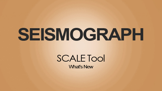 Scale Tool: What's New