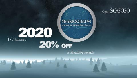 New Year 20% Discount Offer